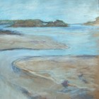 sketchbook beach study Gigha 1